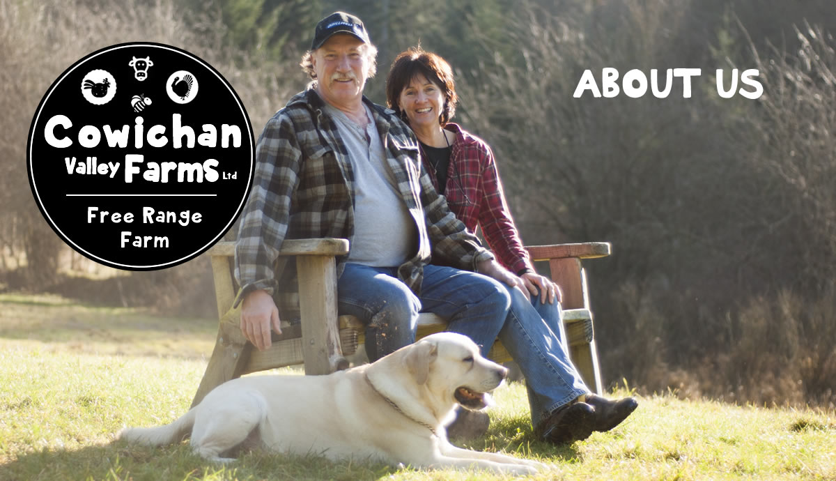 Cowichan Valley Farms - about us