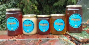 Honey and beeswax order form
